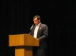 Rich Nilsen, candidate forum moderator